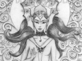 Elf Sun Goddess Pagan Wiccan