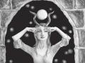 Isis Fantasy Art Egyptian Goddess