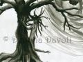 Tree Sprite Fantasy Art
