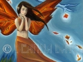 Autumn Breeze Fantasy ART Fairy Fairies Faerie Autumn Season