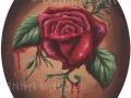 Bleeding Rose Red Rose Art Fantasy Art Gothic Art Victorian Art Great Tattoo