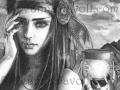 o Evaki Sun Goddess Native American Inspired Artwork Fantasy Print Native American, Goddess Photo, Fantasy Art, Wolf Art, Wolf Goddess