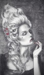 Marie Antoinette Let Them Eat Blood